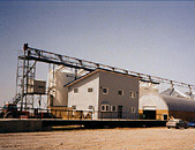 L.A. Grain Ltd. is a commercial grain buying and shipping company
